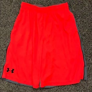 Under Armour boy youth shorts.